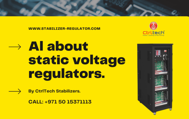 All about static voltage regulator.